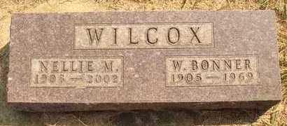 WILCOX, NELLIE M. - Hanson County, South Dakota | NELLIE M. WILCOX - South Dakota Gravestone Photos