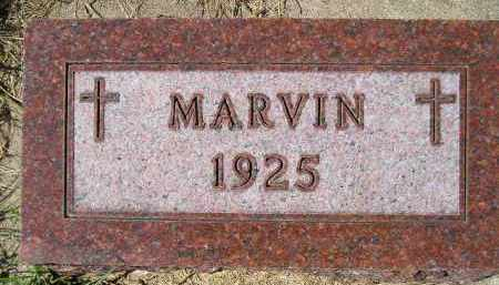 YOST, MARVIN - Hanson County, South Dakota | MARVIN YOST - South Dakota Gravestone Photos