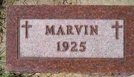 YOST, MARVIN - Hanson County, South Dakota   MARVIN YOST - South Dakota Gravestone Photos