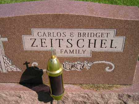 ZEITSCHEL, FAMILY STONE - Hanson County, South Dakota | FAMILY STONE ZEITSCHEL - South Dakota Gravestone Photos