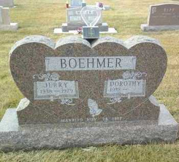 BOEHMER, JERRY - Hutchinson County, South Dakota | JERRY BOEHMER - South Dakota Gravestone Photos