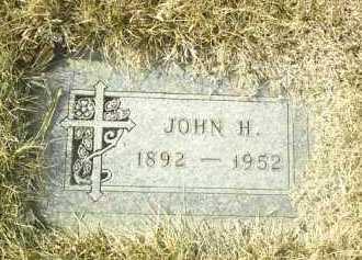 BOWAR, JOHN - Hutchinson County, South Dakota | JOHN BOWAR - South Dakota Gravestone Photos
