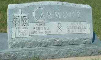 CARMODY, MARGARET A. - Hutchinson County, South Dakota | MARGARET A. CARMODY - South Dakota Gravestone Photos