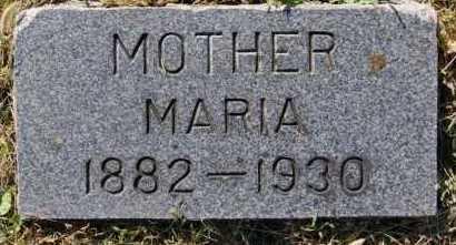 DELZER, MARIA - Hutchinson County, South Dakota | MARIA DELZER - South Dakota Gravestone Photos