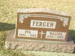 FERGEN, EVA - Hutchinson County, South Dakota | EVA FERGEN - South Dakota Gravestone Photos