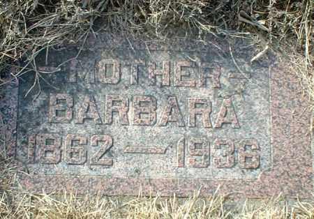 GIESEN, BARBARA - Hutchinson County, South Dakota | BARBARA GIESEN - South Dakota Gravestone Photos