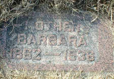 GIESEN, BARBARA - Hutchinson County, South Dakota | BARBARA GIESEN - South Dakota Gravestone Photos