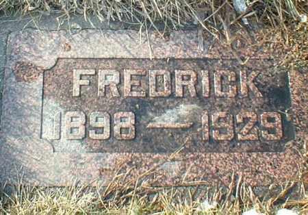 GIESEN, FREDRICK - Hutchinson County, South Dakota | FREDRICK GIESEN - South Dakota Gravestone Photos