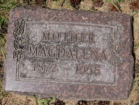 HECKENLAIBLE, MAGDALENA - Hutchinson County, South Dakota   MAGDALENA HECKENLAIBLE - South Dakota Gravestone Photos