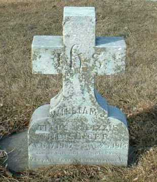 HEISINGER, WILLIAM - Hutchinson County, South Dakota | WILLIAM HEISINGER - South Dakota Gravestone Photos