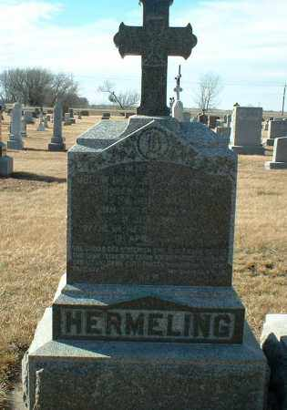 HERMELING, JOHN - Hutchinson County, South Dakota | JOHN HERMELING - South Dakota Gravestone Photos