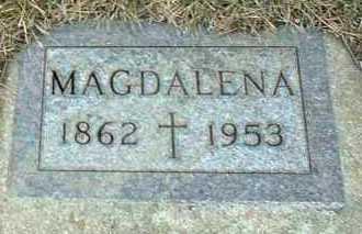 HOFFMANN, MAGDALENA - Hutchinson County, South Dakota   MAGDALENA HOFFMANN - South Dakota Gravestone Photos