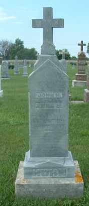 HOHN, JOHN H. - Hutchinson County, South Dakota | JOHN H. HOHN - South Dakota Gravestone Photos