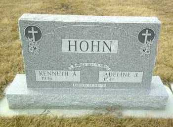 HOHN, ADELINE - Hutchinson County, South Dakota | ADELINE HOHN - South Dakota Gravestone Photos