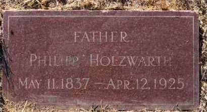 HOLZWARTH, PHILIPP - Hutchinson County, South Dakota | PHILIPP HOLZWARTH - South Dakota Gravestone Photos