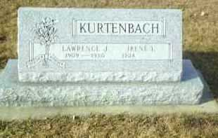 KURTENBACH, IRENE J. - Hutchinson County, South Dakota | IRENE J. KURTENBACH - South Dakota Gravestone Photos