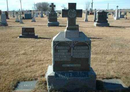 KURTENBACH, WILHELM - Hutchinson County, South Dakota | WILHELM KURTENBACH - South Dakota Gravestone Photos