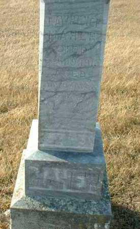 MAHER, LAWRENCE - Hutchinson County, South Dakota | LAWRENCE MAHER - South Dakota Gravestone Photos