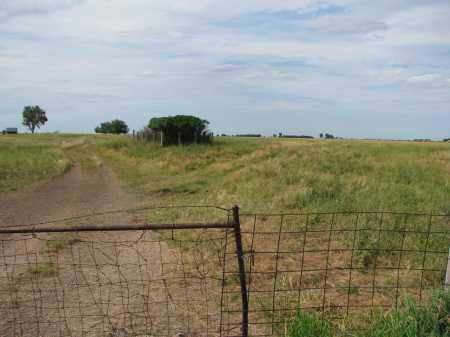 *PIETZ, VIEW FROM ROAD & GPS - Hutchinson County, South Dakota | VIEW FROM ROAD & GPS *PIETZ - South Dakota Gravestone Photos