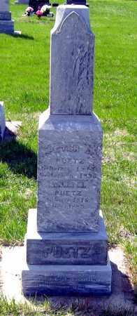 PUETZ, ANNA MARGARET - Hutchinson County, South Dakota | ANNA MARGARET PUETZ - South Dakota Gravestone Photos