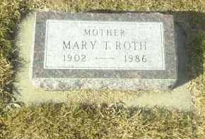 ROTH, MARY - Hutchinson County, South Dakota | MARY ROTH - South Dakota Gravestone Photos