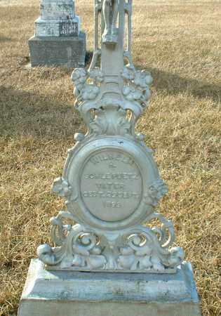 SCHLEPUETZ, WILHELM - Hutchinson County, South Dakota | WILHELM SCHLEPUETZ - South Dakota Gravestone Photos