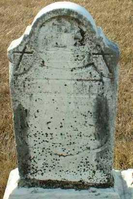 SCHLIMGEN, EMMA - Hutchinson County, South Dakota | EMMA SCHLIMGEN - South Dakota Gravestone Photos