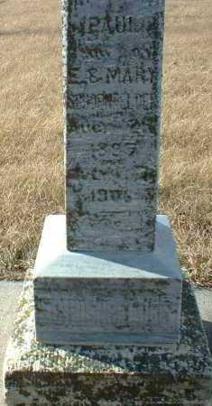 SCHOENFELDER, ANDREW - Hutchinson County, South Dakota | ANDREW SCHOENFELDER - South Dakota Gravestone Photos