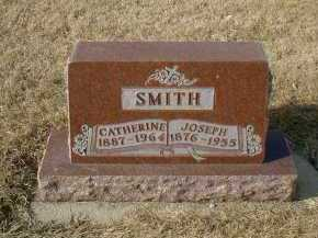 SMITH, CATHERINE - Hutchinson County, South Dakota | CATHERINE SMITH - South Dakota Gravestone Photos