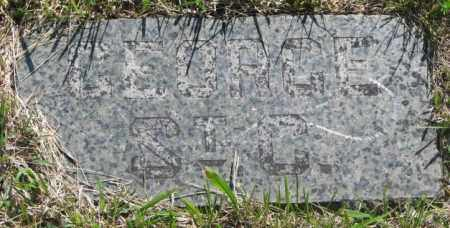 ST. C., GEORGE - Hutchinson County, South Dakota | GEORGE ST. C. - South Dakota Gravestone Photos