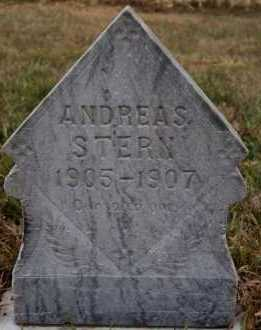 STERN, ANDREAS - Hutchinson County, South Dakota | ANDREAS STERN - South Dakota Gravestone Photos