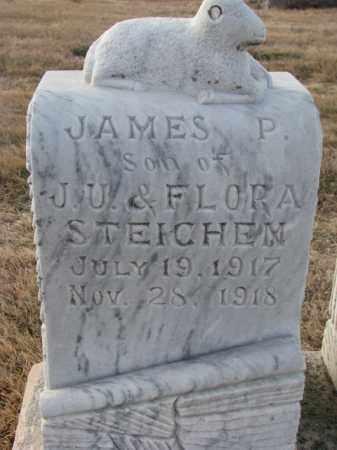 STEICHEN, JAMES P. - Hutchinson County, South Dakota   JAMES P. STEICHEN - South Dakota Gravestone Photos
