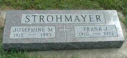 STROHMAYER, JOSEPHINE M. - Hutchinson County, South Dakota | JOSEPHINE M. STROHMAYER - South Dakota Gravestone Photos