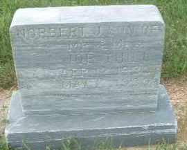 THILL, NORBERT J. - Hutchinson County, South Dakota | NORBERT J. THILL - South Dakota Gravestone Photos