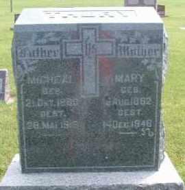 THURY, MICHAEL - Hutchinson County, South Dakota | MICHAEL THURY - South Dakota Gravestone Photos