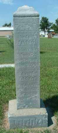 TISCHLER, ANTON - Hutchinson County, South Dakota | ANTON TISCHLER - South Dakota Gravestone Photos