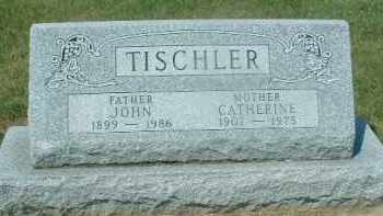 TISCHLER, CATHERINE - Hutchinson County, South Dakota | CATHERINE TISCHLER - South Dakota Gravestone Photos
