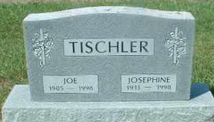 TISCHLER, JOSEPHINE - Hutchinson County, South Dakota | JOSEPHINE TISCHLER - South Dakota Gravestone Photos