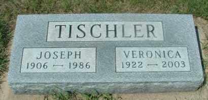TISCHLER, JOSEPH F. - Hutchinson County, South Dakota | JOSEPH F. TISCHLER - South Dakota Gravestone Photos