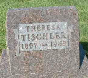 TISCHLER, THERESA - Hutchinson County, South Dakota | THERESA TISCHLER - South Dakota Gravestone Photos