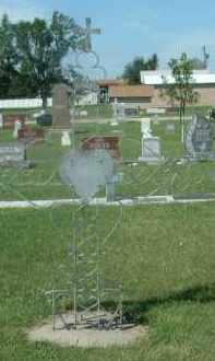 UNKNOWN, UKN. - Hutchinson County, South Dakota | UKN. UNKNOWN - South Dakota Gravestone Photos