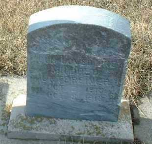 UNTEREINER, MILDRED - Hutchinson County, South Dakota | MILDRED UNTEREINER - South Dakota Gravestone Photos