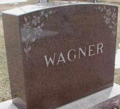 WAGNER, PLOT - Hutchinson County, South Dakota | PLOT WAGNER - South Dakota Gravestone Photos