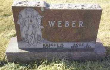 ZEIER WEBER, ROSE - Hutchinson County, South Dakota | ROSE ZEIER WEBER - South Dakota Gravestone Photos