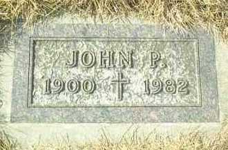 WEBER, JOHN - Hutchinson County, South Dakota | JOHN WEBER - South Dakota Gravestone Photos