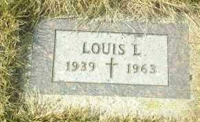 WEBER, LOUIS - Hutchinson County, South Dakota | LOUIS WEBER - South Dakota Gravestone Photos