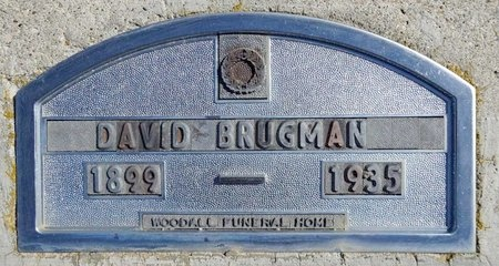 BRUGMAN, DAVID - Jackson County, South Dakota | DAVID BRUGMAN - South Dakota Gravestone Photos