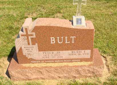BULT, PETER JR. - Jerauld County, South Dakota | PETER JR. BULT - South Dakota Gravestone Photos