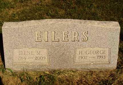 EILERS, H. GEORGE - Jerauld County, South Dakota   H. GEORGE EILERS - South Dakota Gravestone Photos