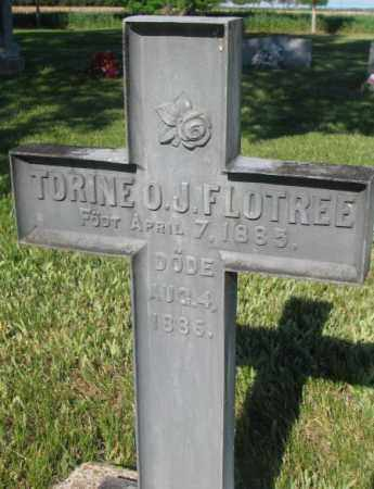FLOTREE, TORINE O.J. - Jerauld County, South Dakota | TORINE O.J. FLOTREE - South Dakota Gravestone Photos